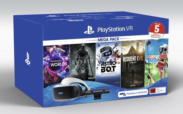 PlayStation VR Mega Bundle 2 for PS4