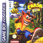 Crash Bandicoot for GBA