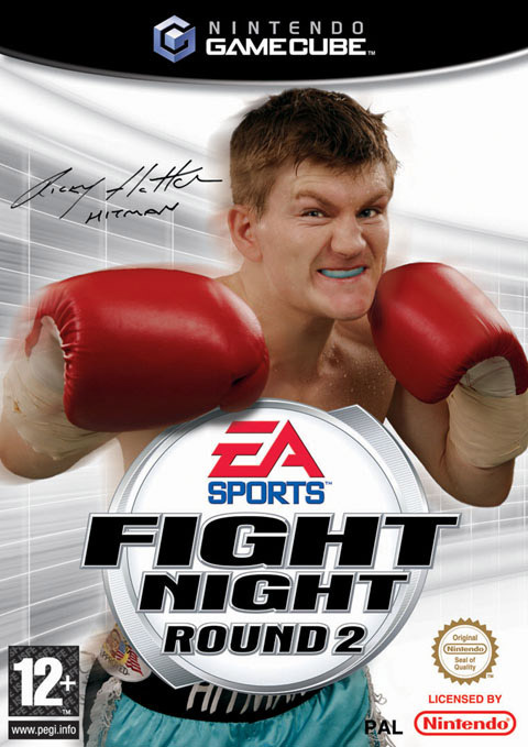 Fight Night Round 2 for GameCube