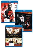 Donnie Yen Bundle on Blu-ray