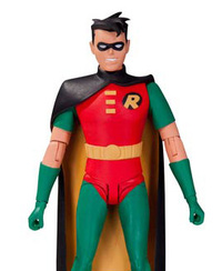 "Batman Adventures Robin 6"" Action Figure"