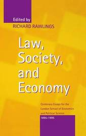 Law, Society, and Economy image