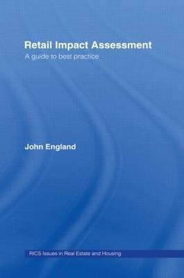 Retail Impact Assessment by John England
