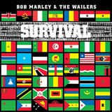 Survival (LP) by Bob Marley & The Wailers