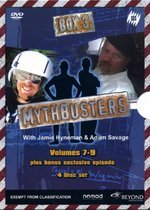 Mythbusters - Box 3: Vol. 7-9 (4 Disc Box Set) on DVD