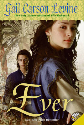 Ever by Gail Carson Levine image