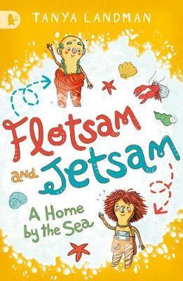 Flotsam and Jetsam by Tanya Landman image