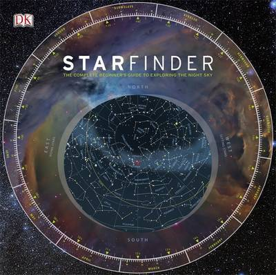 Starfinder by Carole Stott image