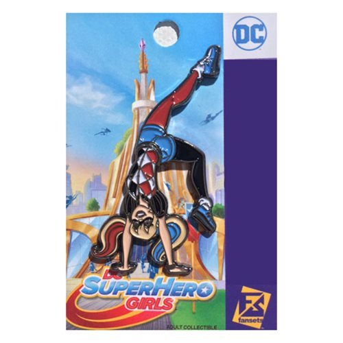 DC Superhero Girls - Harley Quinn Pin
