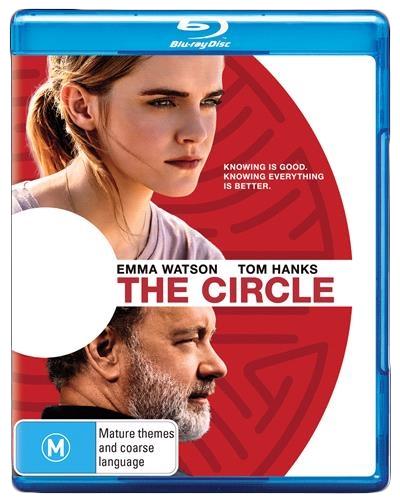 The Circle on Blu-ray
