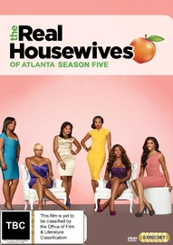 The Real Housewives Of Atlanta: Season Five on DVD