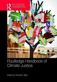 Routledge Handbook of Climate Justice image