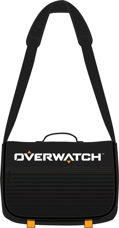 Loungefly: Overwatch - Logo Messenger Bag