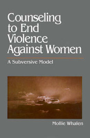 Counseling to End Violence against Women by Mollie Whalen image