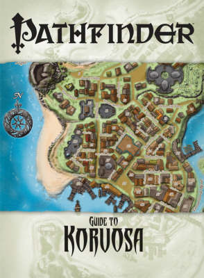 Guide to Korvosa by Mike McArtor image