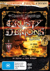 Chaotic Chronicles Of The Crusty Demons Of Dirt, The - The Ultimate Party Edition on DVD