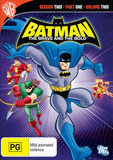 Batman The Brave And The Bold: Season 2 Volume 2 on DVD