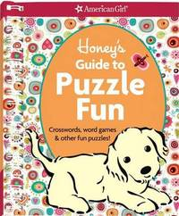 Honey's Guide to Puzzle Fun: Crosswords, Word Games, and Other Fun Puzzles image