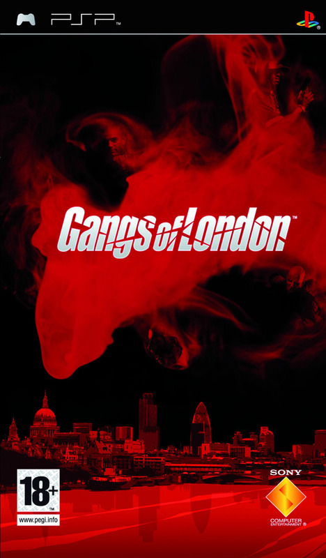 Gangs of London for PSP