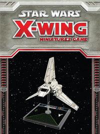 Star Wars X-Wing: Lambda Class Shuttle