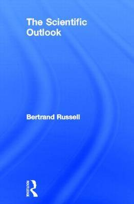 The Scientific Outlook by Bertrand Russell image