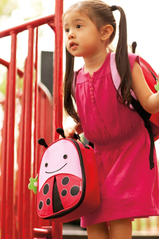 Skip Hop: Zoo Lunchies - Ladybug image