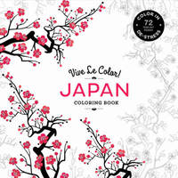 Japan Coloring Book by Marabout