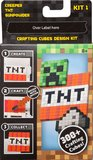 Minecraft Crafting Cubes: Overworld - Refill Pack