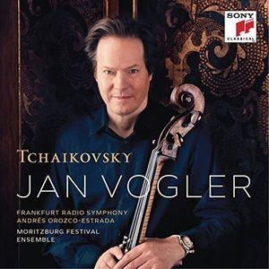 Jan Vogler Plays Tchaikovsky by Jan Vogler