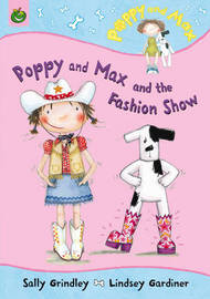 Poppy And Max: Poppy And Max And The Fashion Show by Sally Grindley image