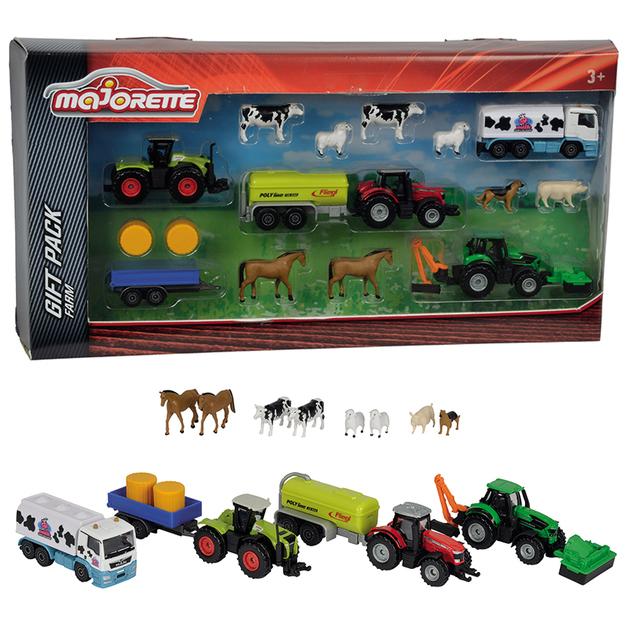 Majorette: Farm - Big Gift Pack