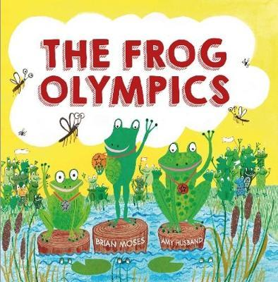 The Frog Olympics by Brian Moses image