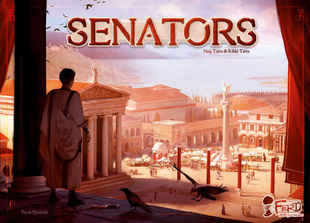 Senators - Board Game