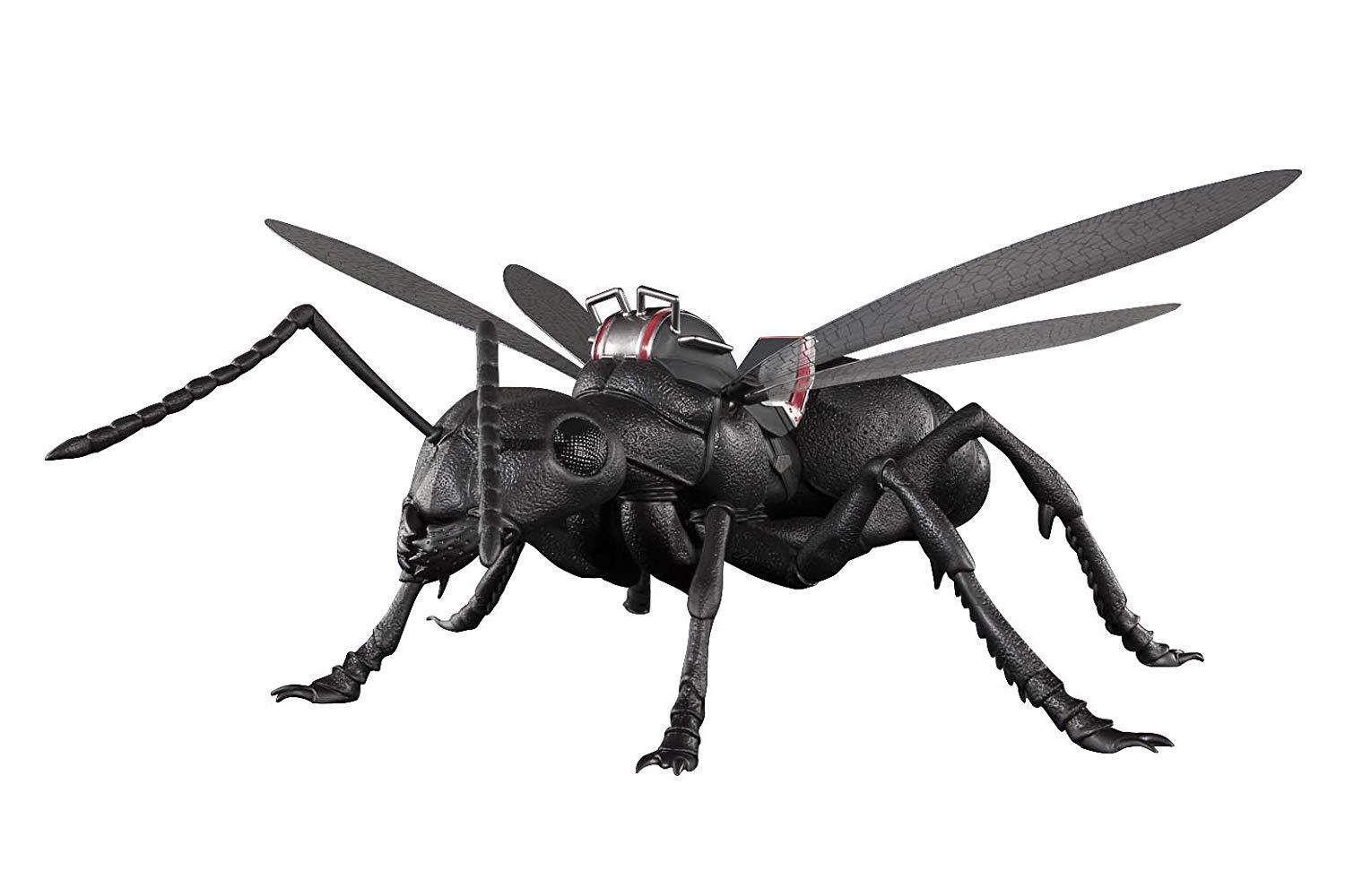 IN STOCK Bandai S.H.Figuarts Marvel AntMan and The WASP with tamashii stage USA