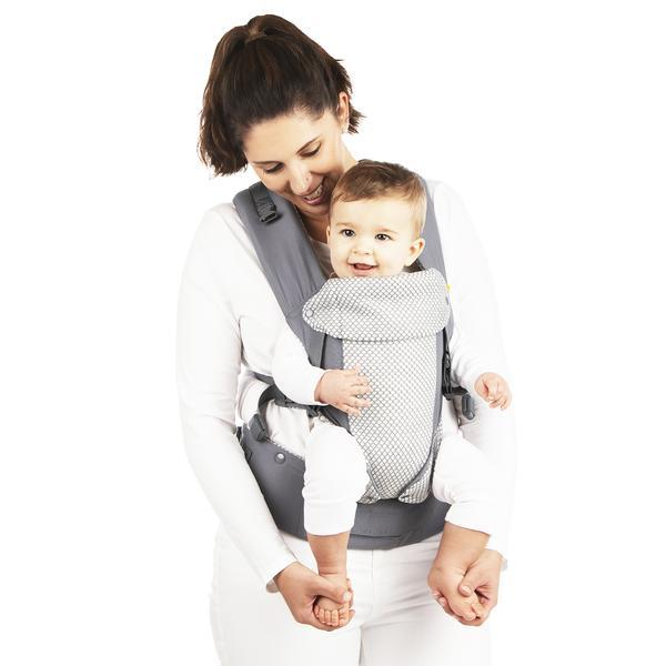 3aee9a5ada5 Buy Beco  Cool Gemini Baby Carrier - Grey Mesh at Mighty Ape Australia