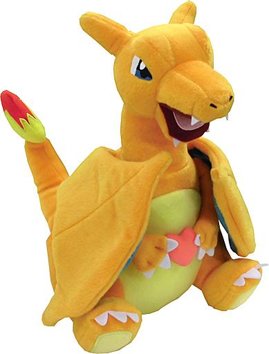Pokemon: Mogu Mogu Time: Charizard - Plush image