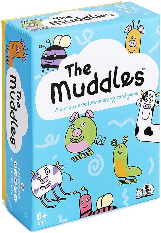 The Muddles - Card Game