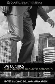 Small Cities by David Bell image