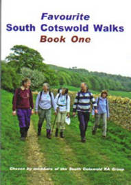 Favourite South Cotswold Walks: Bk. 1 by Mike Garner image