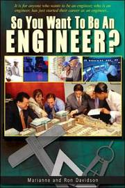 So You Want to be an Engineer by Marianne Davidson image