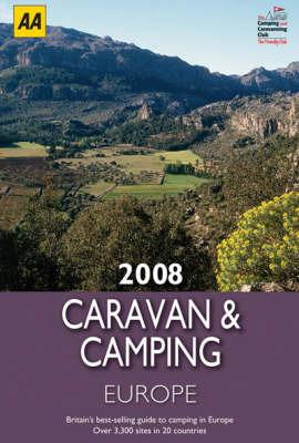 Caravan and Camping Europe: 2008 image