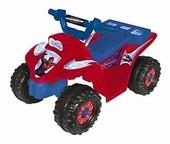 Spiderman 3 6 Volt Mini Quad
