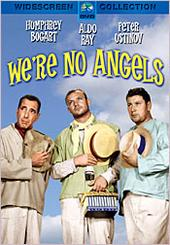 We're No Angels (1955) on DVD