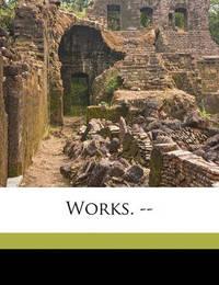 Works. -- Volume 7 by Nathaniel Hawthorne