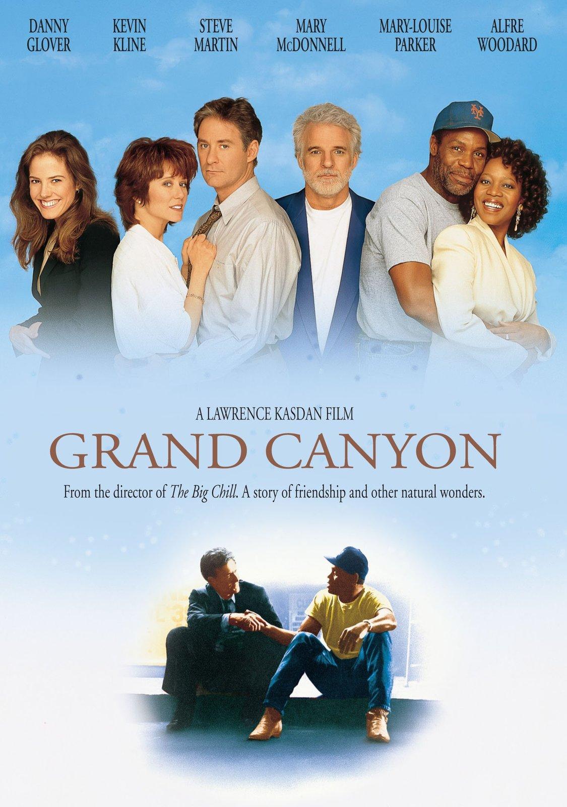 Grand Canyon on DVD image