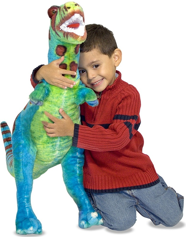 T-Rex Giant Stuffed Animal Plush - Melissa & Doug