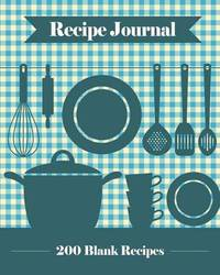 Recipe Journal by Journal Jungle Publishing
