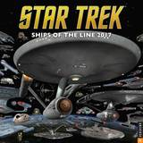 Star Trek Wall Calendar by CBS