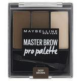 Maybelline Eye Studio Master Brow Pro Palette - Deep Brown
