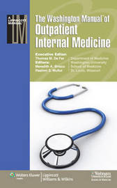 The Washington Manual of Outpatient Internal Medicine image